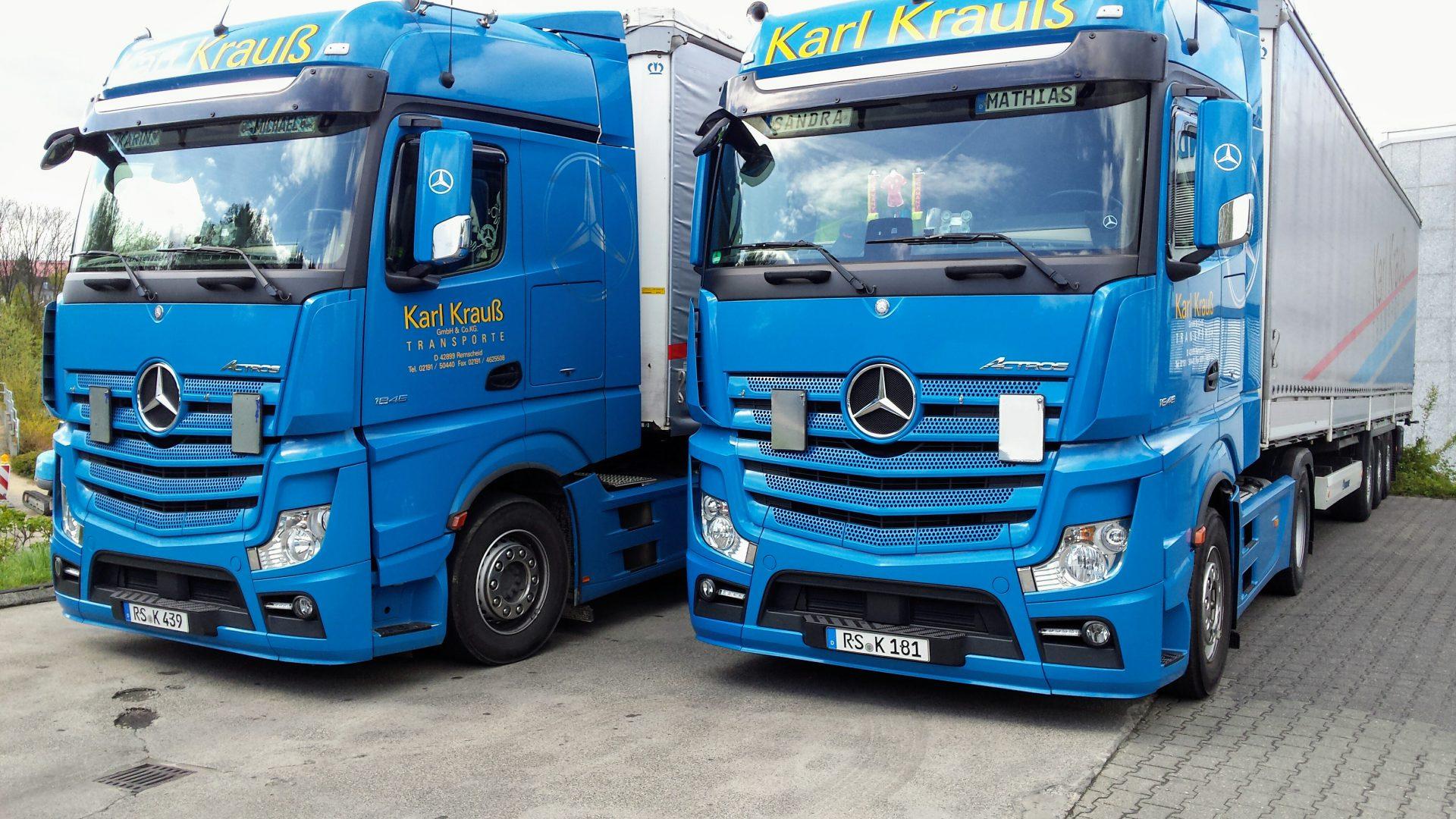 Karl Krauß Transporte aus Remscheid