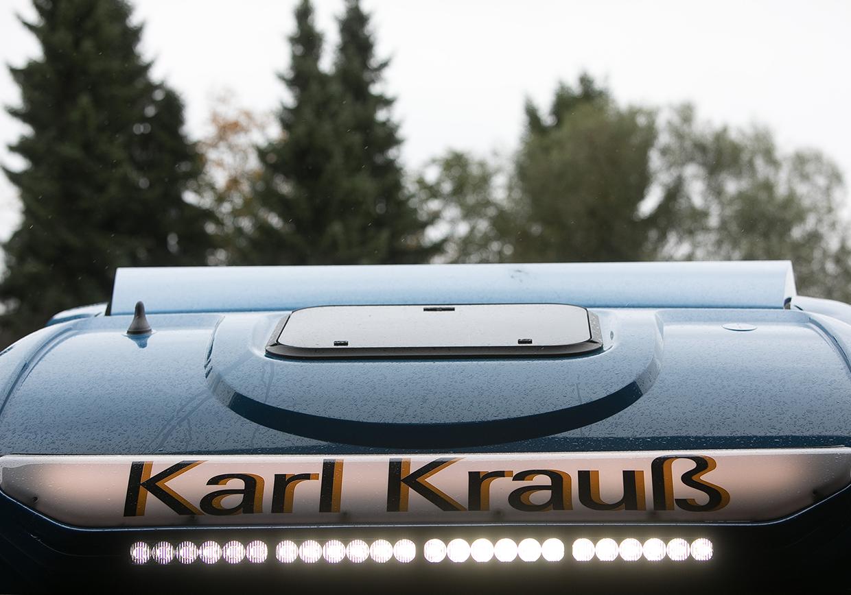 Das Unternehmen Karl Krauß aus Remscheid